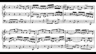 Bach - Trio in D minor, BWV 583