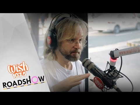 Roadshow Interview: American Record Producer Rhett Lawrence on Wish 107.5