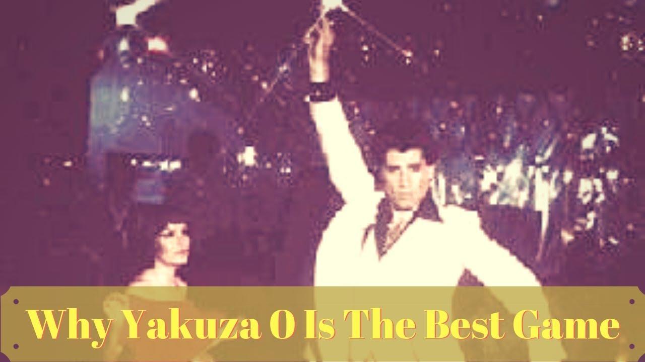 Why Yakuza 0 Is The Best Game - Disco Dancing!