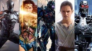Upcoming Movies [ 2018 - 2025 ]