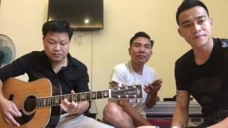 Đắp Mộ Cuộc Tình. Ngêu ngao Dũng Sến& Vũ Nhâm. Acoustic Duy Long