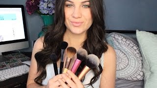 Essential Face Makeup Brushes Thumbnail
