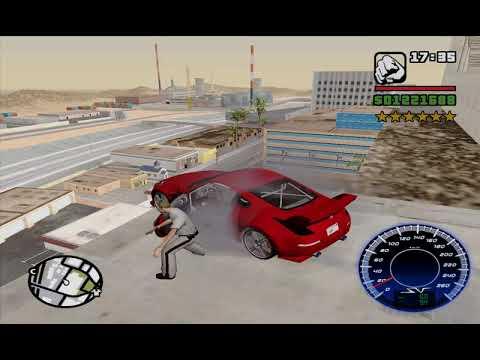 GTA SA Busted 12