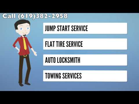 Towing San Diego | 619-382-2958 | San Diego Tow