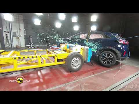 Euro NCAP Crash & Safety Tests Of Ford Puma 2019