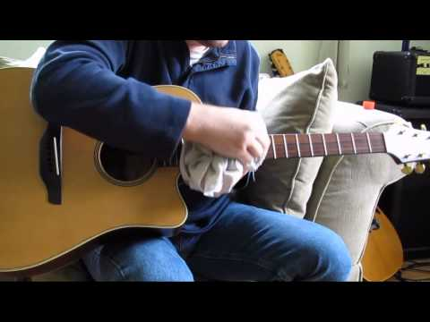 how-to-clean-a-guitar