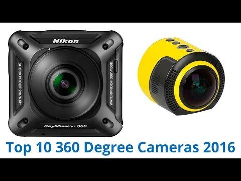 10 Best 360 Degree Cameras 2016