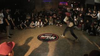GESO vs 小町 BEST16 / ACT vol.70 FINAL DANCE BATTLE