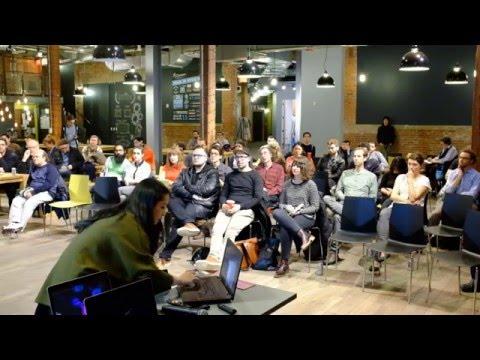 Boston Tech Poetics March 2016 - Victoria Shen