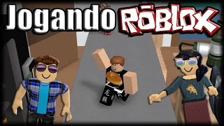 Playing Roblox-Hide hide EXTREME! (Ft. Marmotas, KuroPlayer)