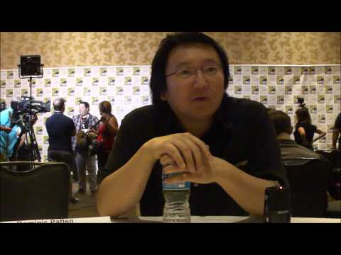 Heroes Reborn Interview with  Masi Oka