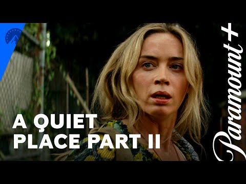 A Quiet Place Part II  Premiere 14th of September  Paramount+ Nordic