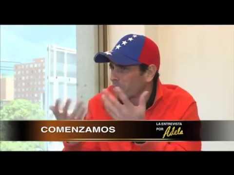 Henrique Capriles: embajada Cuba 11 abril