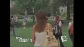 """DAWSON'S CREEK"" Season 5 premiere promo on The WB"