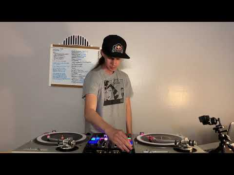 DJ Burns - DJ Lazy Boy Wins Red Bull 3Style US!