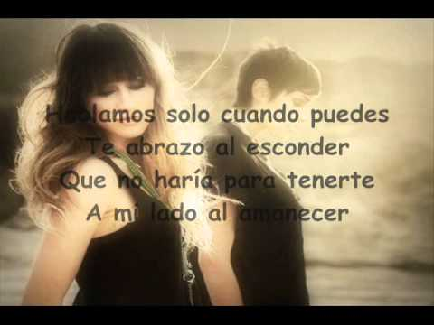 Ha-Ash Te Dejo En Libertad (Letra) - YouTube