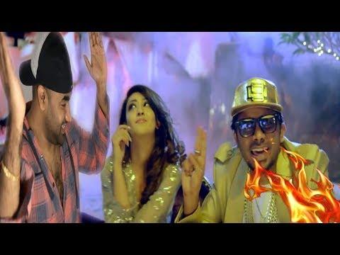 3 PEG Kannada Rapper Chandan Shetty (OFFICIAL) | TELUGU REACTION TO KANNADA RAP