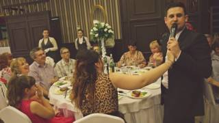 Ведущий Тамада в кургане на свадьбу юбилей корпоратив Владимир Чернаков