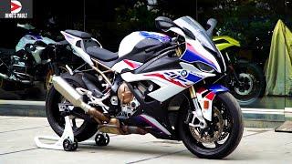 2020 BMW S1000RR Speedo Explained Cinematic Walkaround #Bikes@Dinos