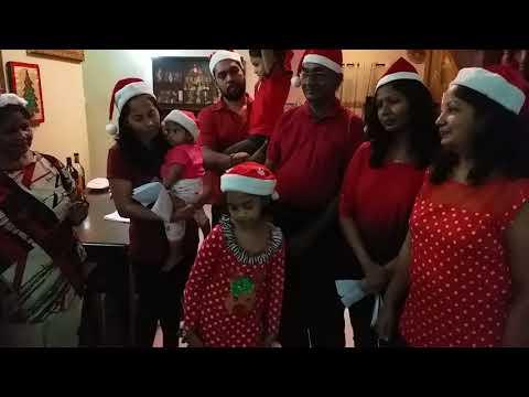 Family Christmas Carol 2017 -  Raa tharu babalanawa