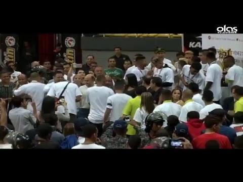 Final LSFSV 2017 CARACAS FSC VS TROTAMUNDOS 2DO TIEMPO