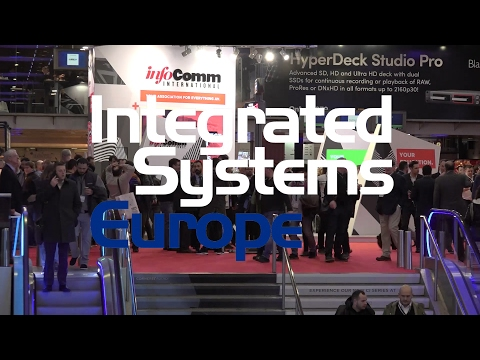 ISE 2017 - thoughts from the show floor