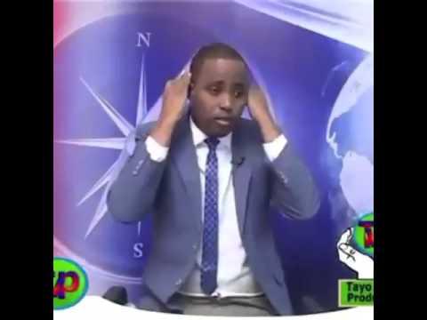 Funny Somali News Reporters 3