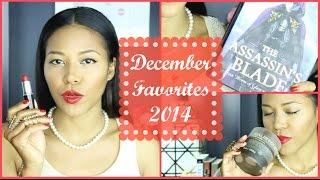 DECEMBER FAVORITES 2014 Thumbnail