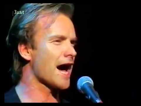 Sting sings Brecht Die Moritat vom Räuber Mackie Messer Musik Kurt Weill Dreigroschenoper