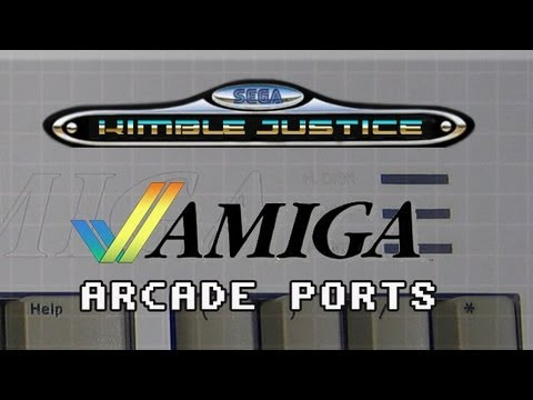 A Load of Amiga Arcade Ports (inc. Super Street Fighter II, Castlevania, and more!) - Kimble Justice