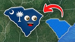 South Carolina Geography/South Carolina State Counties for Kids