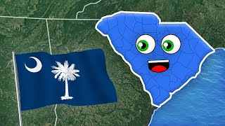 South Carolina for Kids/South Carolina State Counties for Kids Please watch: .Types of Clouds. youtube.com/watch? v=zsH7QU7mKIc  --~-- Learn about the geography and counties in the great state of South ...