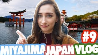 JAPAN VLOG 🇯🇵 #9 / A day in MIYAJIMA, le meilleur OKONOMIYAKI de MA VIE.