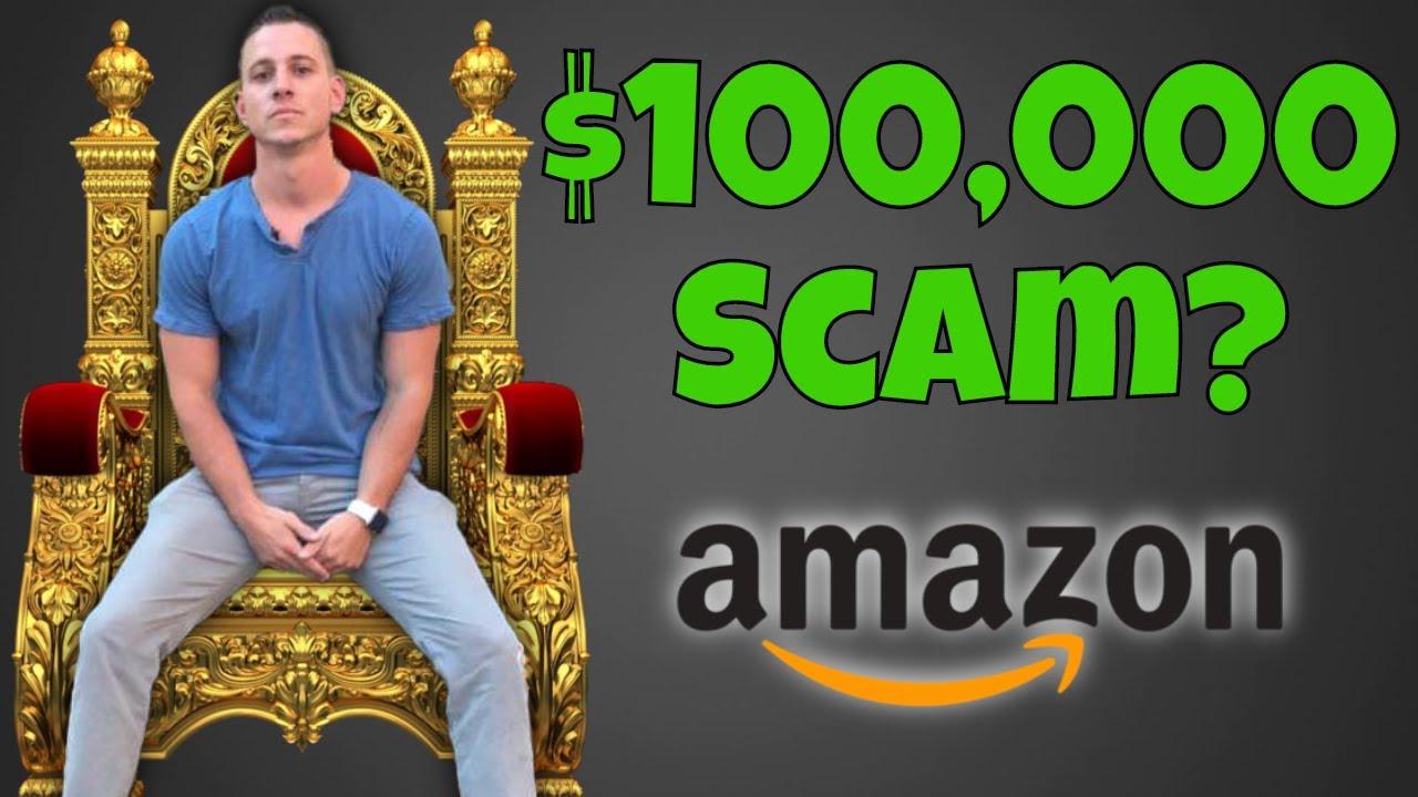 Kevin Davids 100000 Amazon Scheme