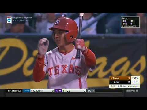 Baseball 2017 - Texas v. Long Beach State
