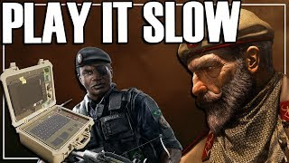 Solo To Champion: The Stealthy Clutch - Rainbow Six Siege