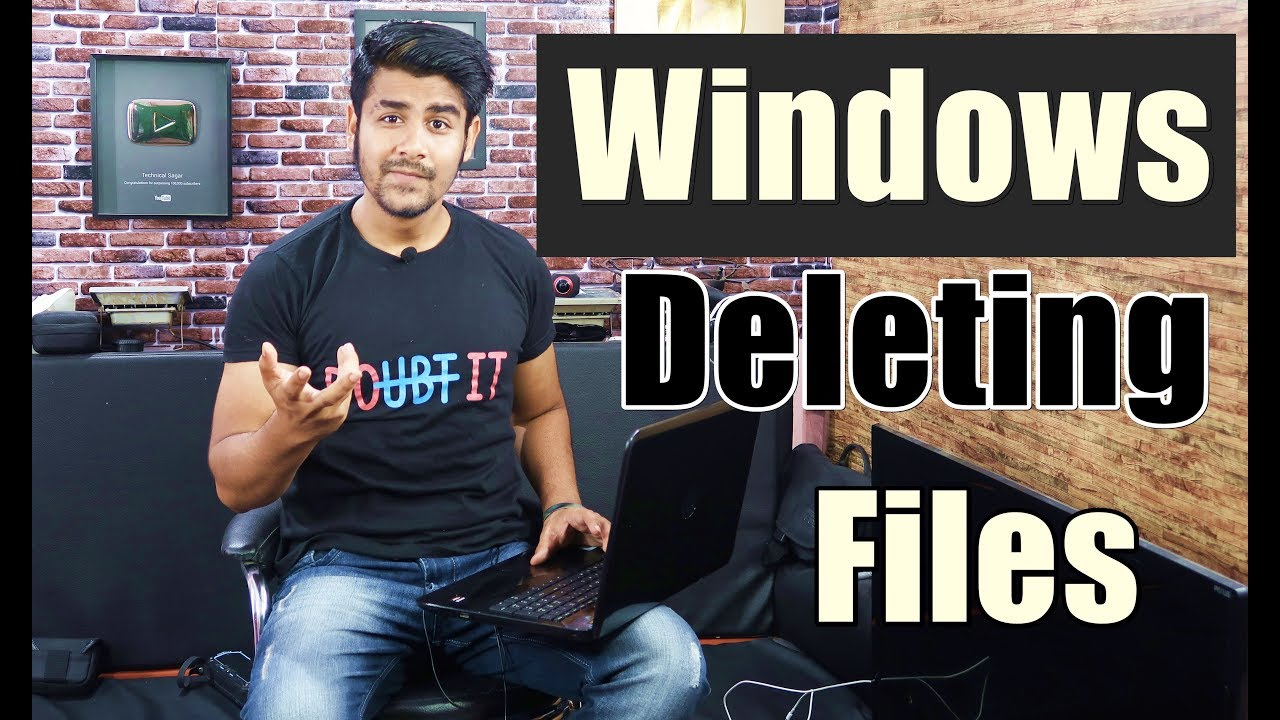 how to delete files without permission windows 10