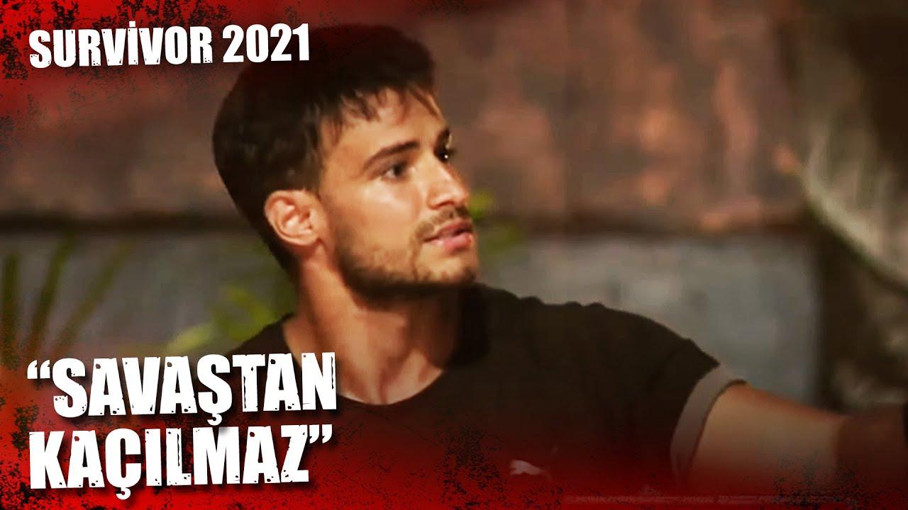 Batuhan'dan Steven'ın Sakatlığına Ağır Yorum | Survivor 2021