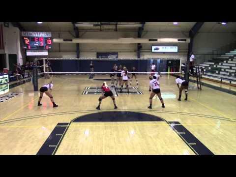 Edinboro Volleyball vs Shippensburg