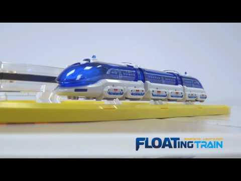 CIC Kits – Magnetic Levitation Train