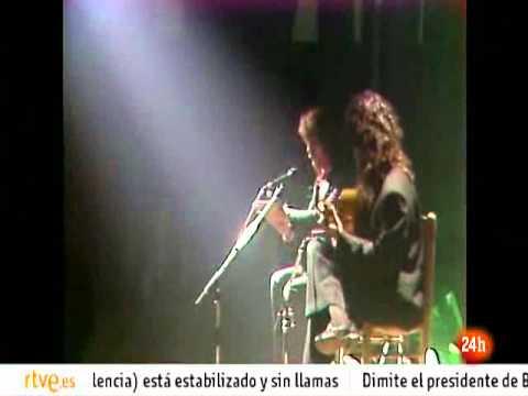 Camaron fragmento en San Juan evangelista  1990