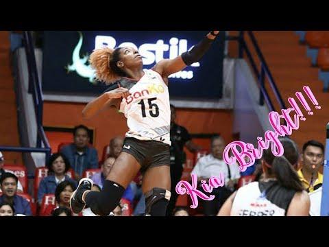 Kia Bright: PVL Best Plays!!