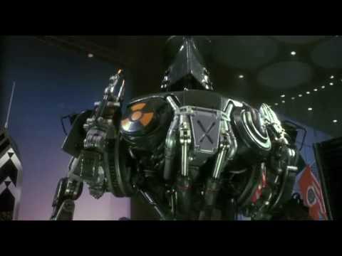 Robocain - Robocop 2 - Tippett Studios Stop-Motion Animation