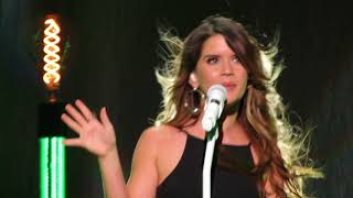 Maren Morris singing Rich Live at Xfinity Center Mansfield, MA 9/8/18
