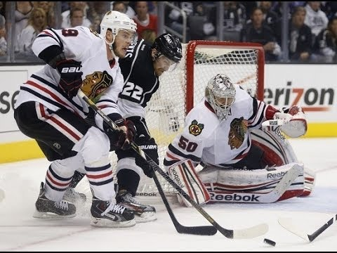 Chicago Blackhawks/Los Angeles Kings Game 6 Montage - 2014 NHL Playoffs