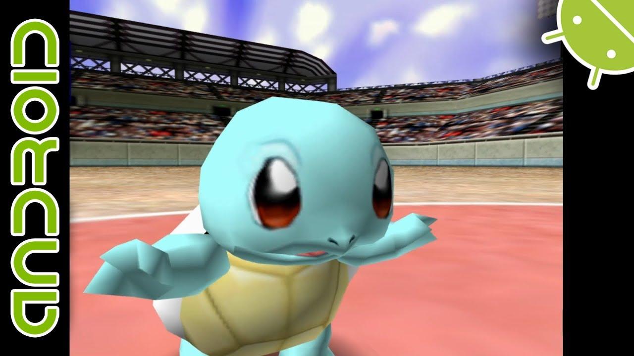 Pokemon Stadium | NVIDIA SHIELD Android TV | Mupen64Plus FZ Emulator  [1080p] | Nintendo 64