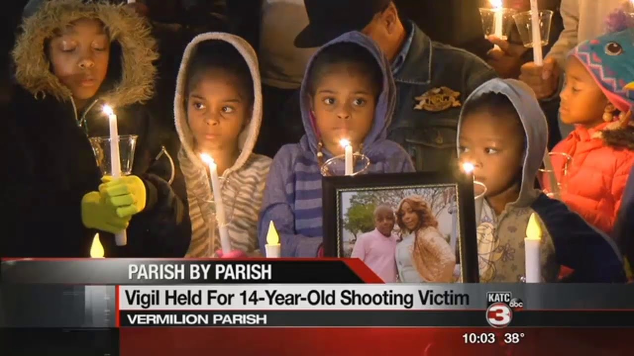 Vigil held for Abbeville teen killed in December shooting