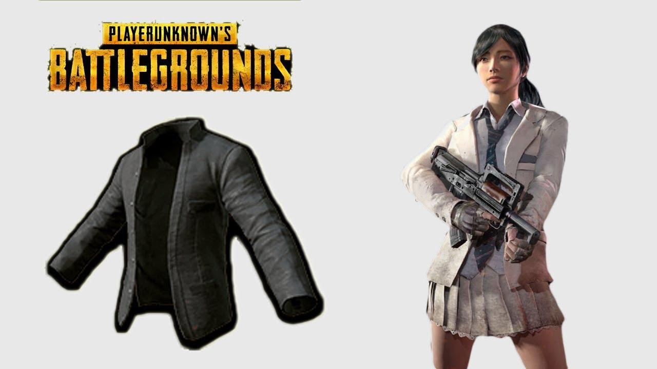 Mandarin Jacket Skin Playerunknown S Battlegrounds Top