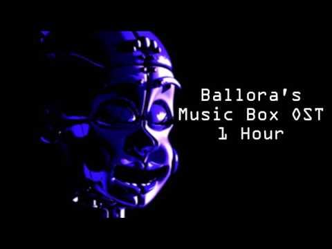 Ballora's Music Box 1 Hour OST