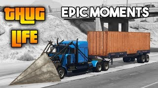 GTA 5 ONLINE : THUG LIFE AND EPIC MOMENTS (FUNNY MOMENTS, RANDOM MOMENTS COMPILATION) #2